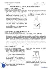 Elektricna merenja neelektricnih velicina-Ispit-Elektrotehnicki fakultet feb05z