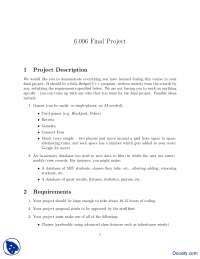 Project Description-Data Structure Programming-Lab Task