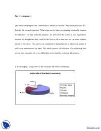 Survey summary-Communication in Business-Lecture Handout