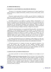 Apuntes de Derecho - Derecho Procesal - Ensayos - Derecho Penal