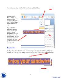 Animations and Textbox-Using Powerpoint-Handout