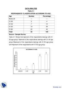 Data Analysis-Resarch Methodology-Handout