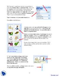 Using Clip Art-Using Powerpoint-Handout