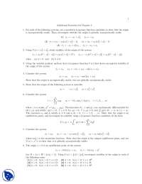 Quadratic Lyapunov Function I-Non Linear System and Control-Assignment