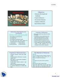 Introduction Part 1-Refractories-Lecture Slides