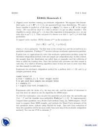 Minimum Volume Ellipsoid, Stochastic Subgradient
