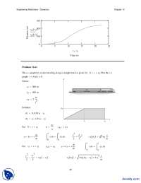 Plotting Problems-Dynamics-Assignment Solution