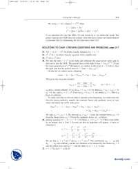 Part 13 Laplace Transform-Advanced Engineering Mathematics-Solution Manual