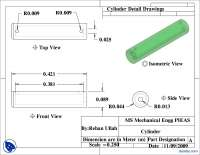 Cylinder Detail Drawings-Modified Drawing-Lecture Handout