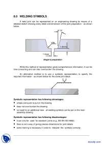 Welding Symbols-Welding Technology Inspection-Lecture Handout