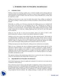An Introduction-Welding-Lecture Handouts-Lectrue Handout