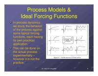 Basic Elements of Dynamic-Process Dynamic and Control-Lecture Slides