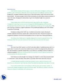OLAP (Online Analytical Processing)-Enterprise Applicatio Development-Lecture Handout
