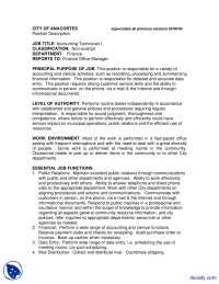 Job Description-Technical Writing-Lecture Handouts