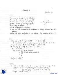 Wave Forms and Schodinger's Equation Part 1-Classical and Relativistic Mechanics-Assignment Solution