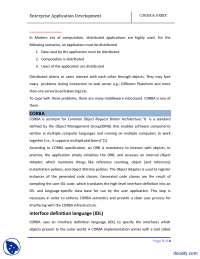 Enterprise Application Development-Enterprise Applicatio Development-Lecture Handout
