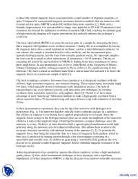 Silicon Nanowires-Advanced Quantum Mechanics-Lecture Handout