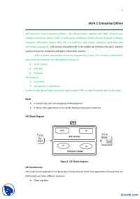 JAVA 2 Enterprise Edition-Enterprise Applicatio Development-Lecture Handout
