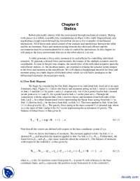 Statics-Modern Robotics-Lecture Handouts