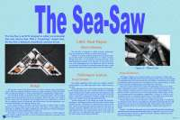 The Sea Saw-Fundamentals of Design-Project Overview