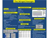 The Winged Avenger-Fundamentals of Design-Project Overview