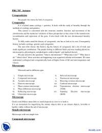 Cytogenetics-Cellular Biology-Handout