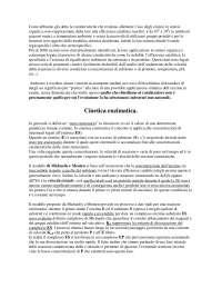 Appunti di Biochimica - B2 cinetica enzimatica