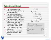 Induction Motor Part 2-Electro Mechanical Systems-Lecture Slides