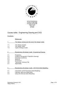 engg graphics_Course_Notes