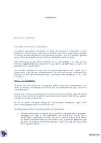 Dibujo Arquitectónico, Planos De Ubicación Y Localización  -  Apuntes  -  Arquitectura