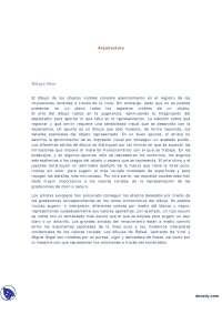 Dibujo Libre  -  Apuntes  -  Arquitectura