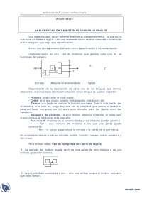 Implementación De Sistemas Estacionales - Apuntes - Arquitectura