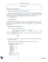 La Abstracción Procedimental - Apuntes - Arquitectura