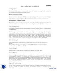 Financial Accounting an Introduction-Financial Accounting-Lecture Handout