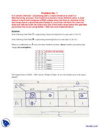 Design Problem NAND AND Gates-Digital Logic Design-Assignment