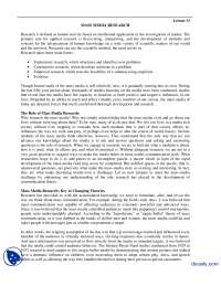 Mass Media Research-Media Managment-Handouts