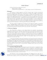 Public Budget-Introduction to Public Administration-Lecture Handout