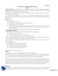 New Product Development Part2-Marketing Managment-Lecture Handout