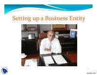 BusinessEntitiesinPakistan-Enterpreneurship and Business-Lecture Slides