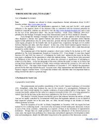 SAARC-Globalization of Media-Lecture Handout