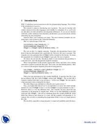 Generics Tutorial-Java Programming-Lecture Handouts