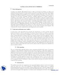 Global Legal Issues of E-Commerce Part2-Information Technology-Lecture Handout