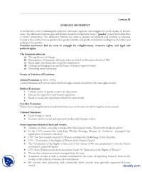 Feminist Movement-Gender Psychology-Handouts