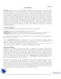 Conformity-Environmental Psychology-Handout