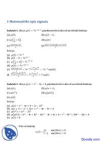 Signali i sistemi-Vezbe-Elektrotehnicki fakultet Tadic Binder5_Part1