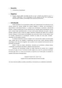 Relatório 02 - Volumetria por Neutralização, Provas de Engenharia Hídrica