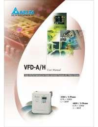 Manual inversor DELTA VFD-A, Manuais, Projetos, Pesquisas de Cultura