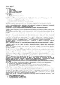 Schemi del Corso di diritto penitenziario