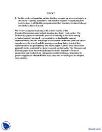 Ganing Computer Full Benifets-Urban Studies and Planning-Lecture Handout