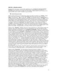 Vezbe-Projektovanje softvera-Racunarska tehnika i informatika IR4PS